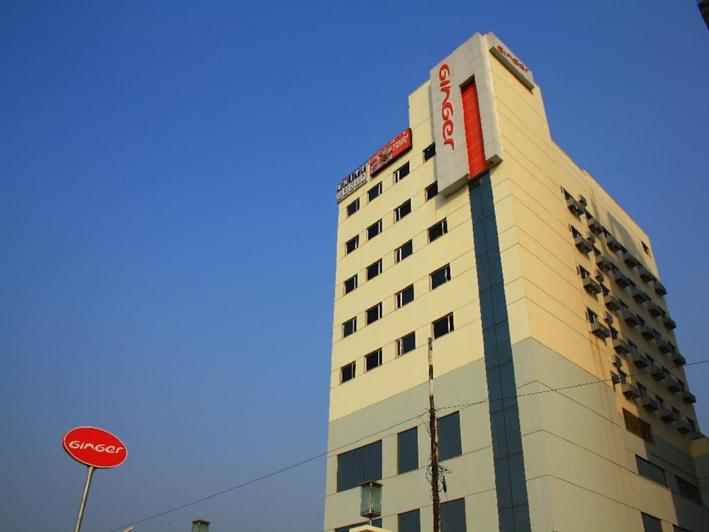 هتل جینجر دهلی - هتل های ارزان دهلی