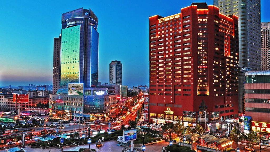 هتل گرند کانتینت اینترنشنال دالیان - هتل های مرکز شهر دالیان