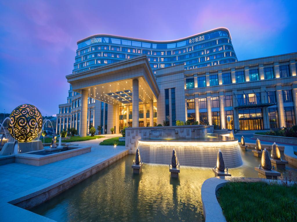 هتل هیلتون اورومچی - لیست قیمت هتل های ارومچی