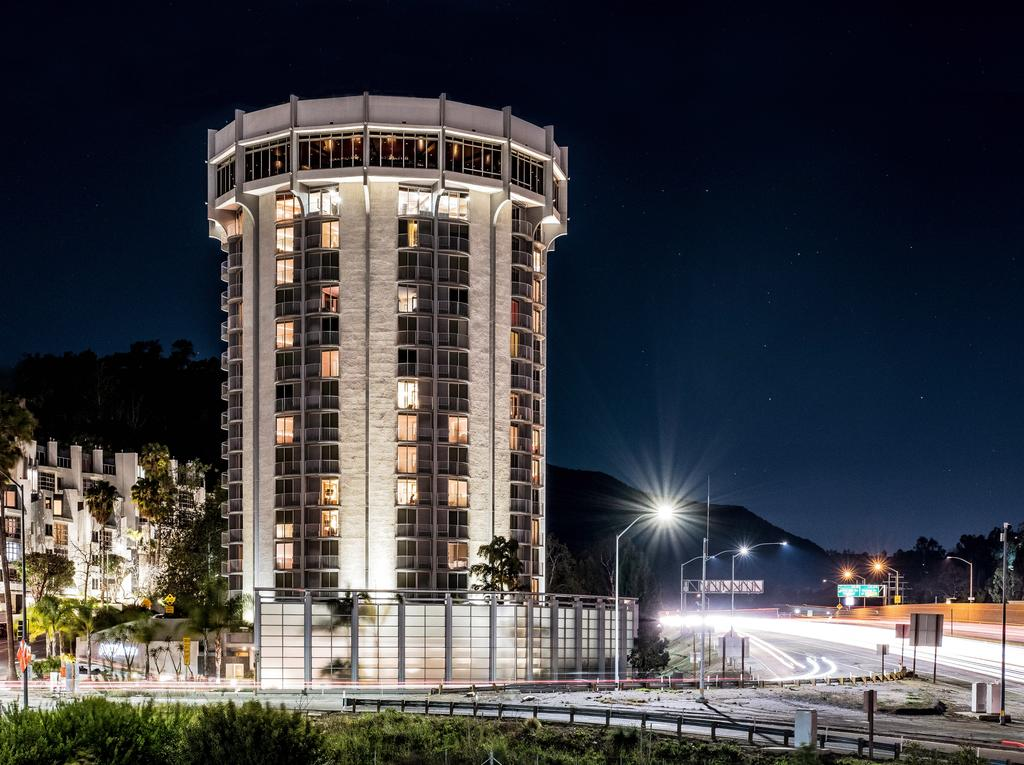 هتل آنجلینو لس آنجلس - هتل های مرکز شهر لس آنجلس