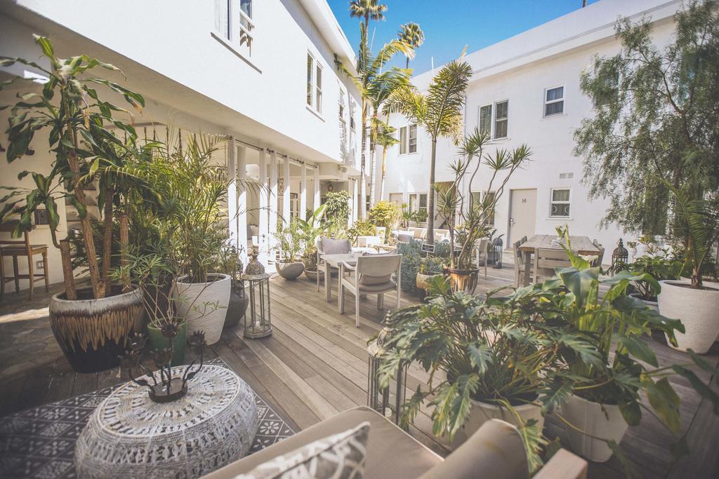 هتل بورلی تراس لس آنجلس - هتل های خوب لس آنجلس