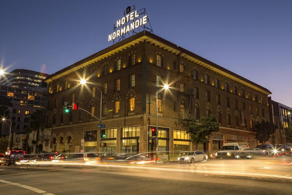 هتل نورماندی لس آنجلس - قیمت هتل در لس آنجلس