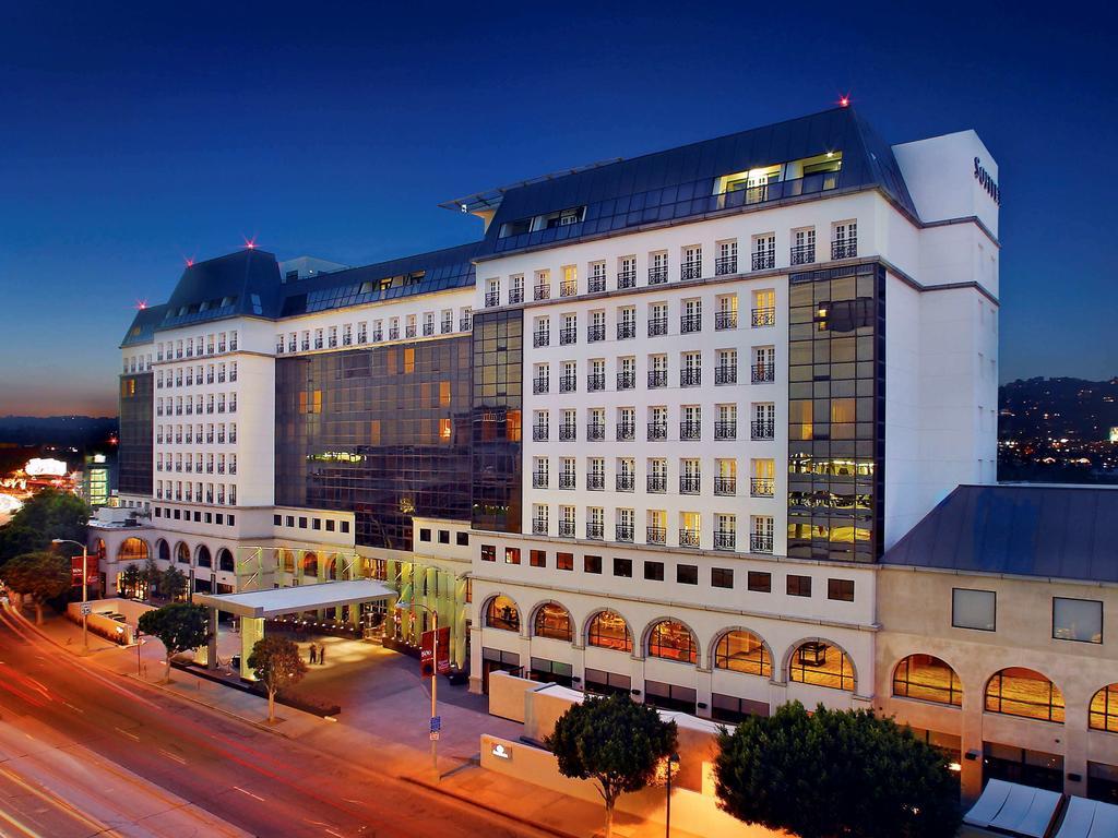 هتل سوفیتل لس آنجلس ات بورلی هیلز لس آنجلس - هتل لس آنجلس