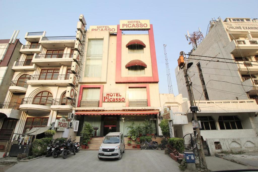 هتل پیکاسو دهلی - لیست هتل های 3 ستاره دهلی با قیمت