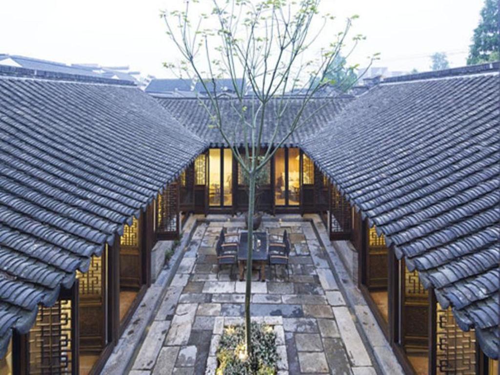 هتل هواجی نانجینگ - قیمت هتل 3 ستاره در نانجینگ