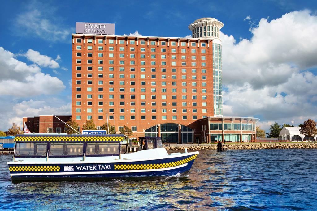 هتل بوستون هیات رجنسی هاربور - هزینه رزرو هتل در بوستون