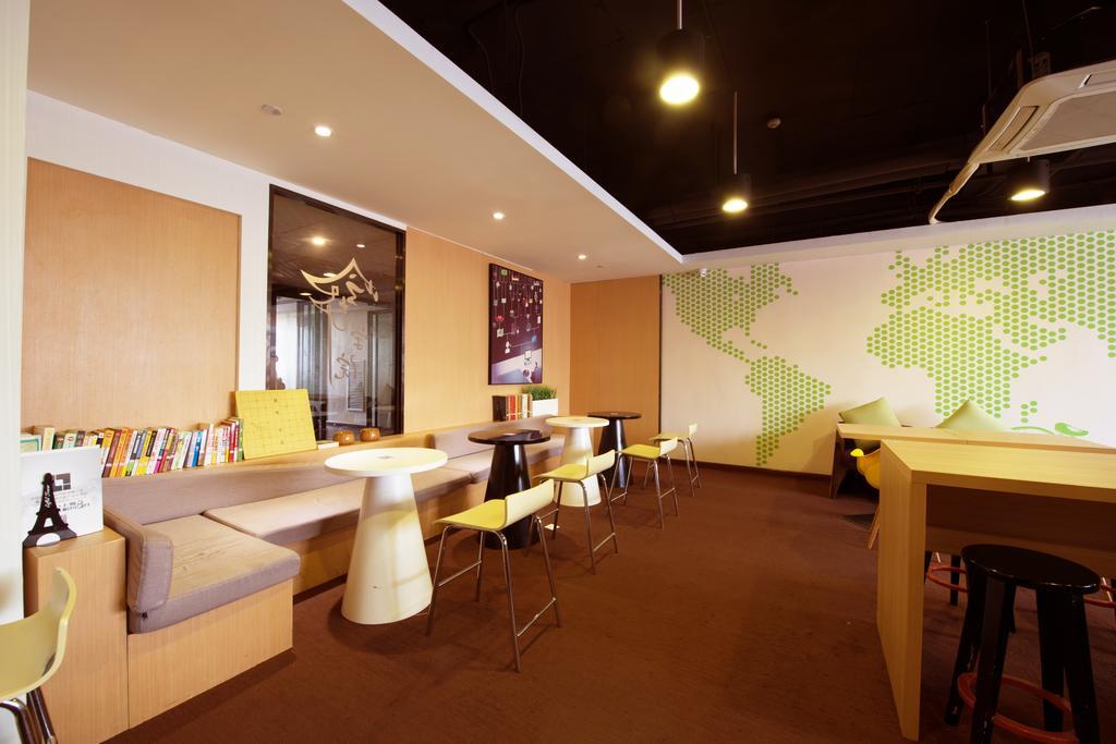 هتل آی یو اسکویر ووهان - کارگزاری اصلی هتل های ووهان