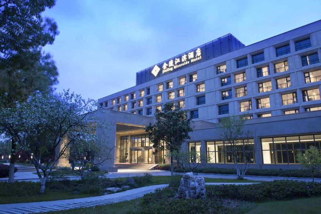 هتل جیلینگ ریورساید نانجینگ - هتل نانجینگ
