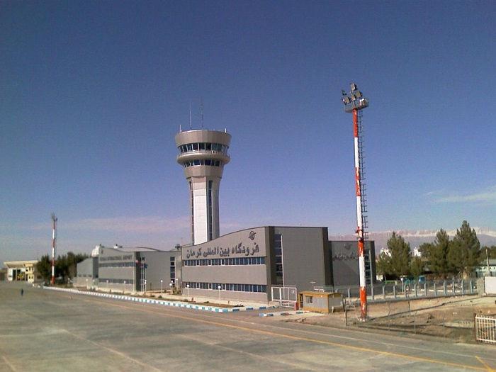 درباره فرودگاه کرمان Kerman Airport