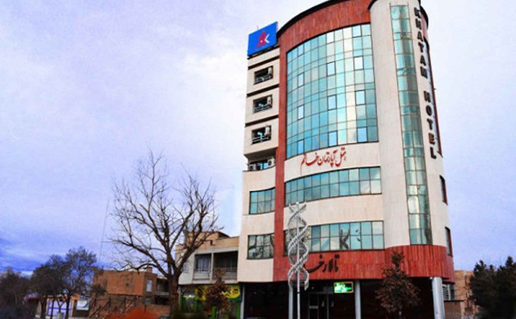 هتل خاتم همدان - چارتر هتل های همدان