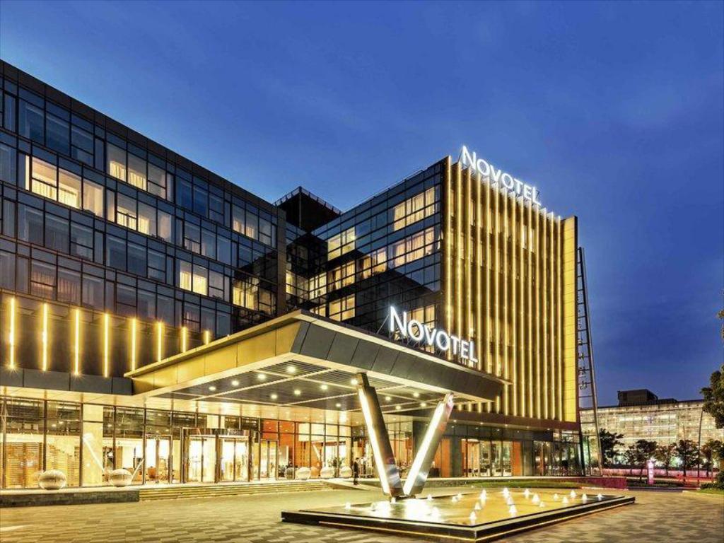 نووتل نانجینگ سنترال - خرید هتل در نانجینگ