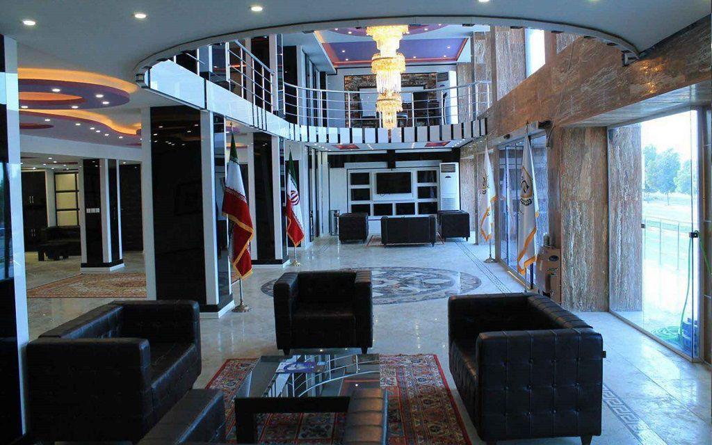 هتل آلاله 2 اینترنشنال قشم - هتل های 3 ستاره ارزان قشم