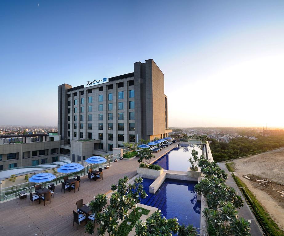 هتل رادیسون بلو دهلی - رزرو هتل در دهلی