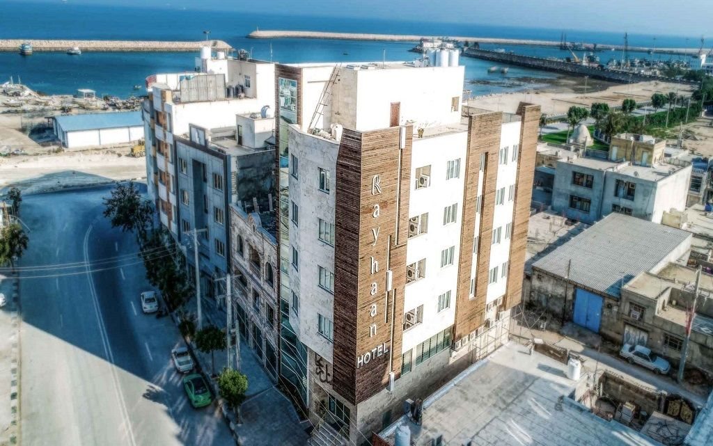 هتل ریحان قشم - هتل ساحلی در قشم