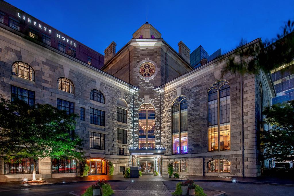 هتل د لیبرتی، لاکچری کالکنشن بوستون - هتل بوستون