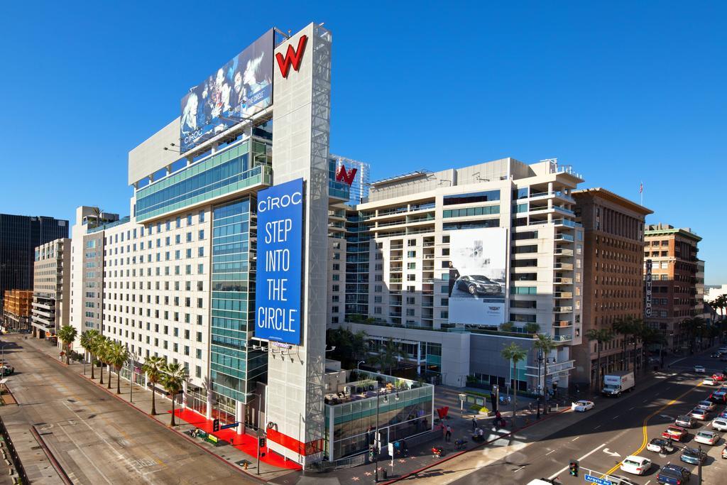 هتل دبلیو هالیوود لس آنجلس