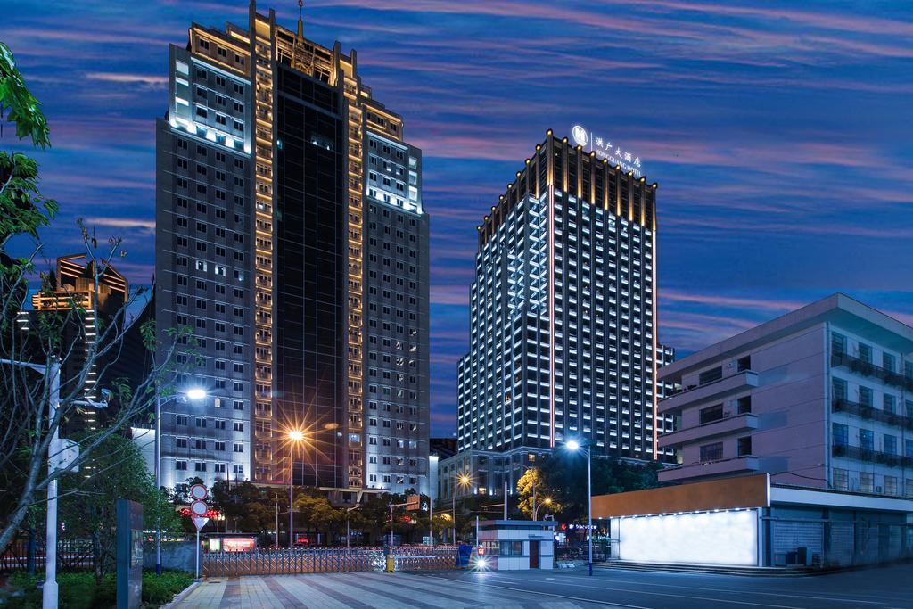 هتل هونگوانگ ووهان