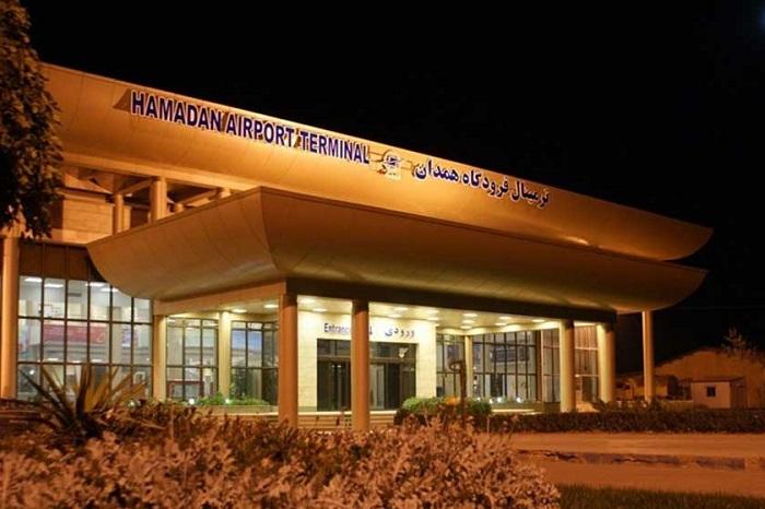 درباره فرودگاه همدان Hamadan International Airport :