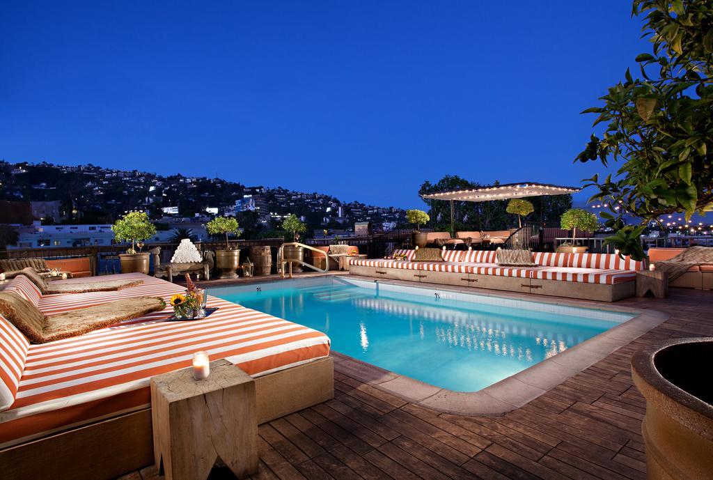 هتل پتیت ارمیتاج لس آنجلس - امکانات هتل های لس آنجلس