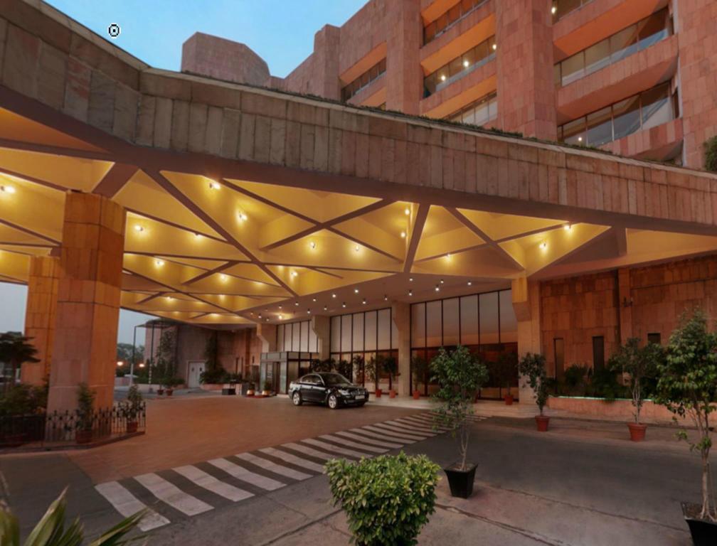 هتل سامرات دهلی - هتل های مرکز شهر دهلی و نزدیک فرودگاه