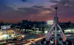 نمایی از شهرهرات