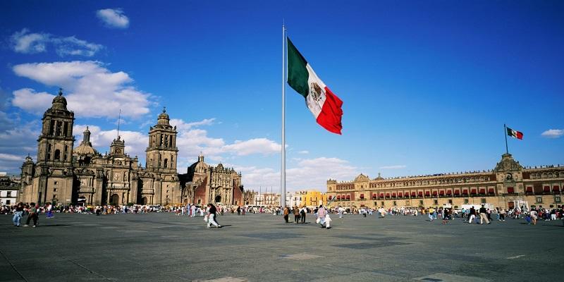 تورهای ارزان قیمت ترکیبی مکزیک ( مکزیکوسیتی - کنکان )