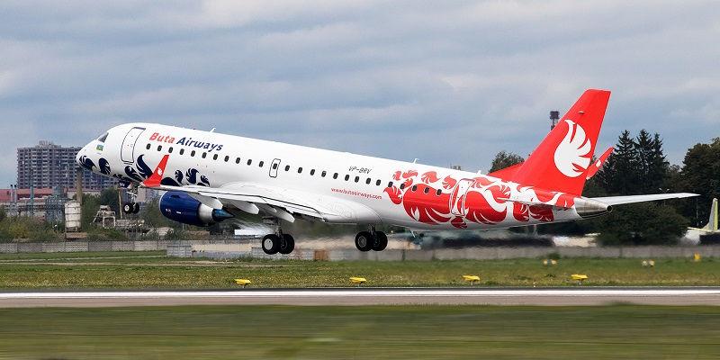 نمایندگی رسمی فروش بلیط هواپیمایی بوتا در ایران Buta Airways