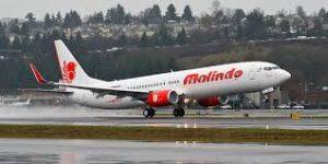 هواپیمایی مالیندو ایر مالزی Malindo Air Airline