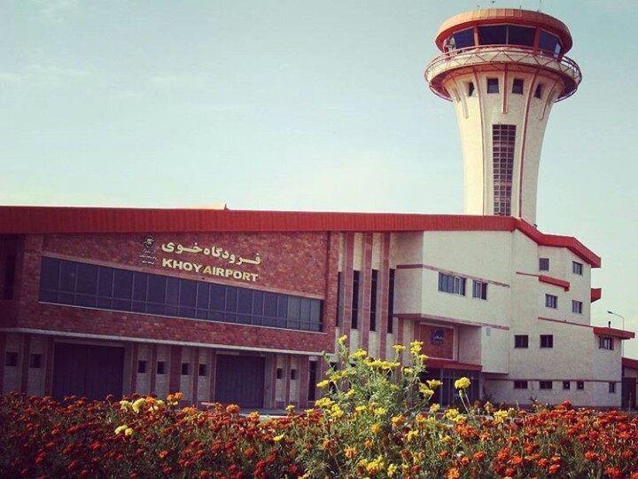 درباره فرودگاه خوی آذربایجان غربی Khoy Airport: