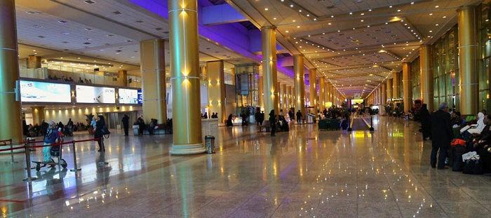 درباره فرودگاه مشهد Mashhad International Airport :