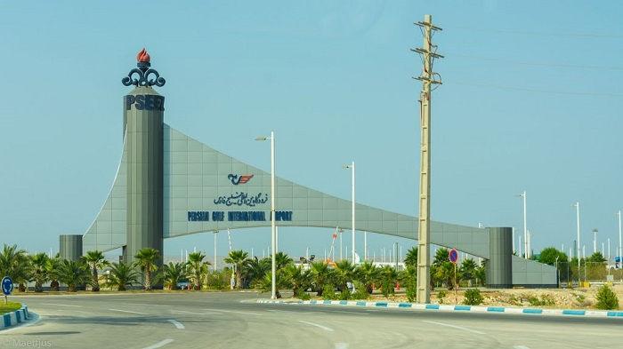 درباره فرودگاه عسلویه ( خلیج فارس ) Persian Gulf Airport asaluyeh