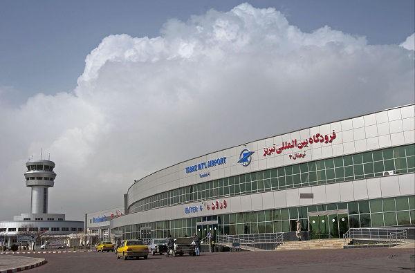 درباره فرودگاه تبریز ( شهید مدنی ) Tabriz International Airport