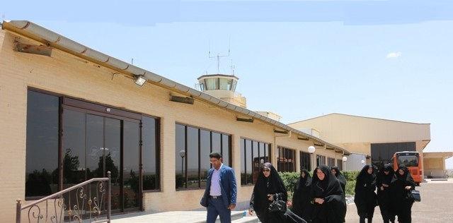 درباره فرودگاه رفسنجان Rafsanjan Airport - روزهای پروازهای تهران رفسنجان