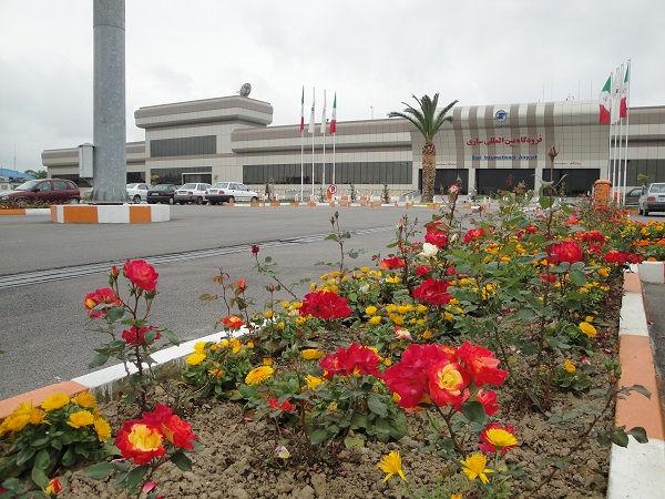 درباره فرودگاه ساری ( دشت ناز ) Dashte Naz sari Airport