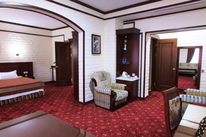 هتل رکعت پلازا تاشکند ازبکستان RAKAT Plaza Hotel Tashkent