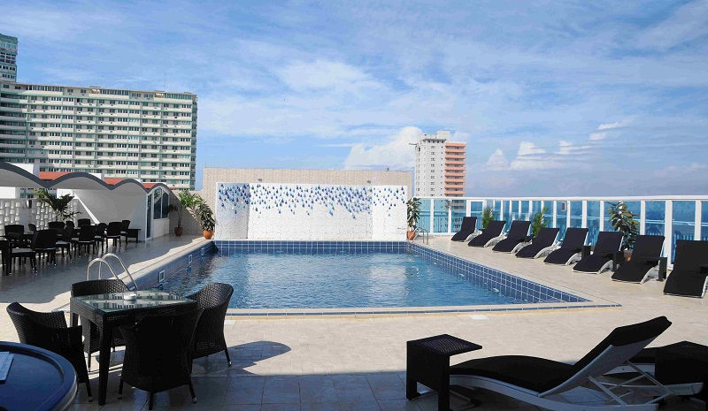 هتل کاپری در هاوانا کوبا Capri hotel Havana