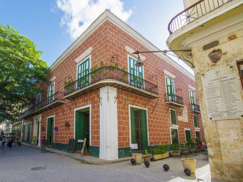 هتل کنت د ویلانوآ هاوانا Count de Villanueva Hotel Havana
