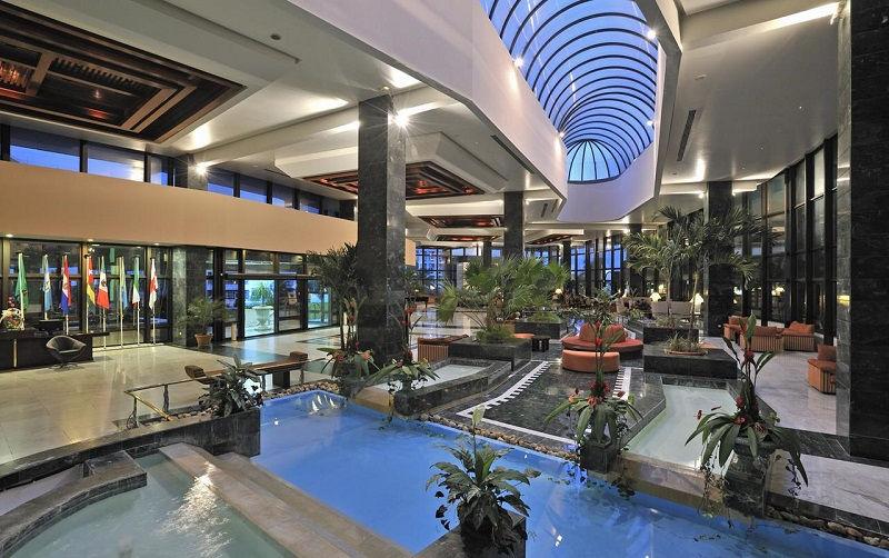 هتل ملیا هابانا کوبا MELIA Habana hotel
