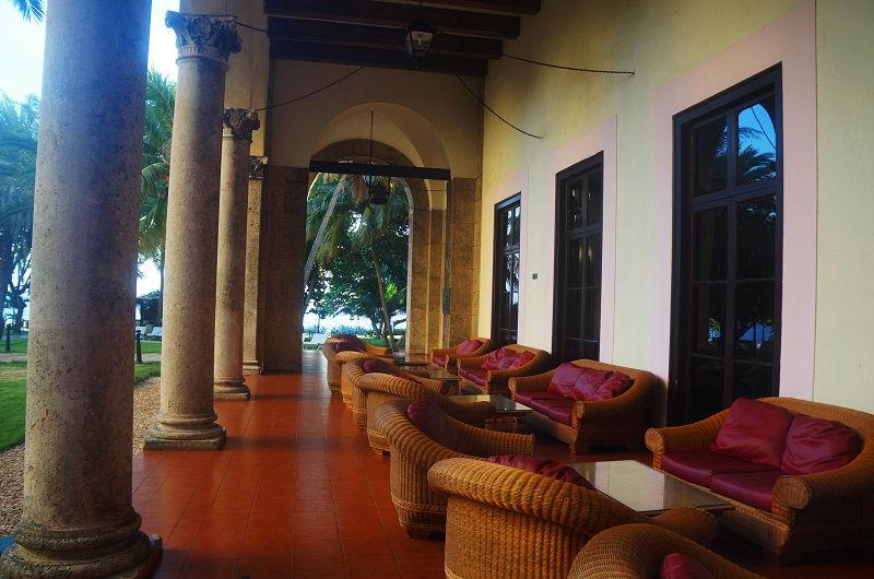هتل نشنال کوبا National hotel Cuba