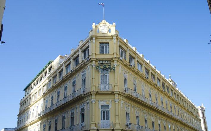 هتل پلازا هاوانا کوبا Plaza hotel Havana