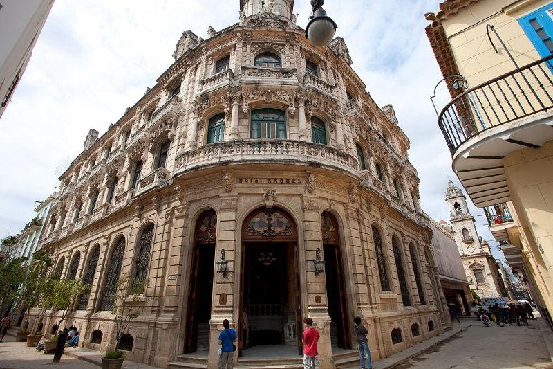 هتل راکوئل هاوانا کوبا Raquel hotel Havana