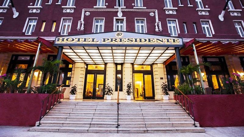هتل راک پرزیدنت هاوانا کوبا Roc Presidente Hotel Havana