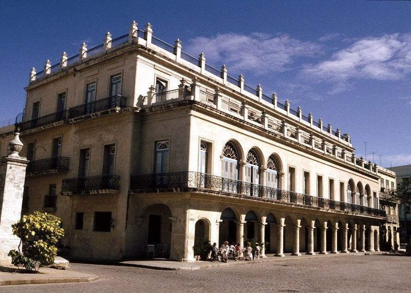 هتل سانتا ایزابل هاوانا کوبا Santa Isabel hotel Havana