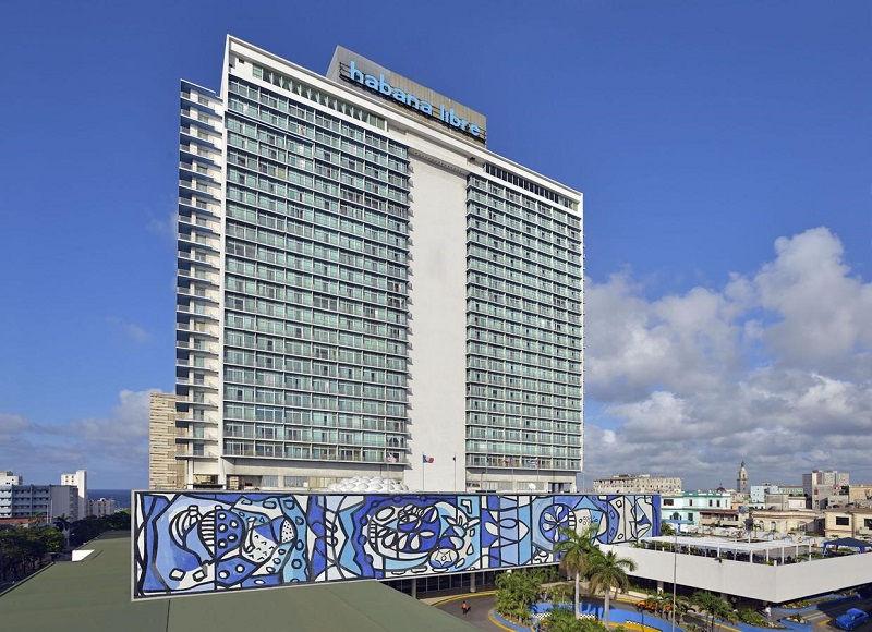 هتل تریپ هابانا لیبره هاوانا کوبا TRYP Habana LIBRE Hotel