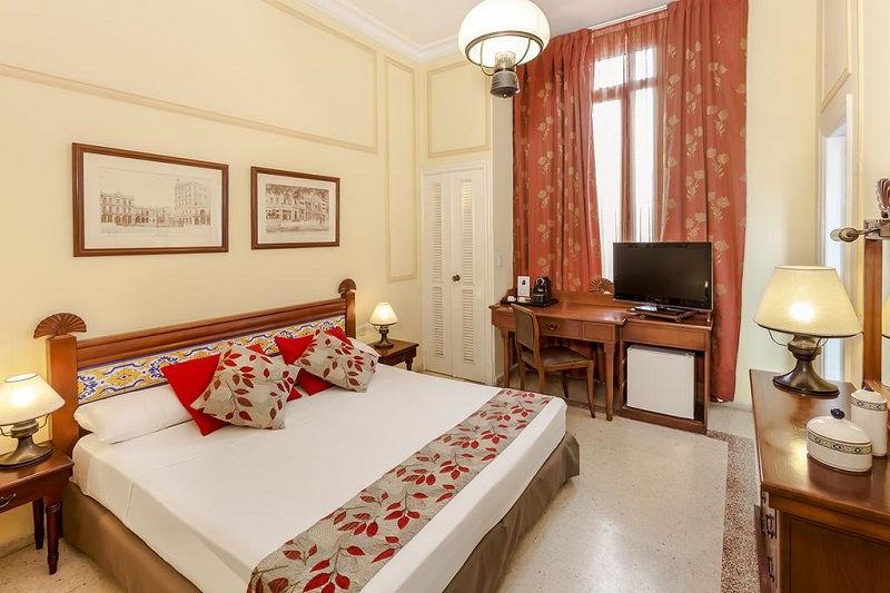 درباره هتل سویل هاوانا کوبا Seville hotel Havana