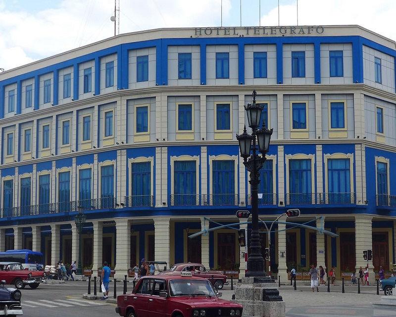 هتل تلگراف هاوانا کوبا TELEGRAFO Hotel Havana