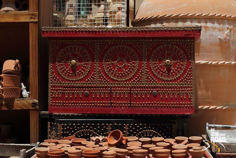تور عمان از لار