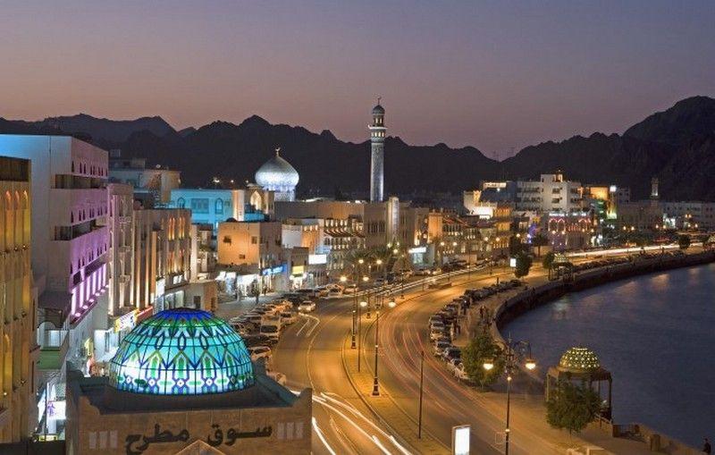 بازدید از مطرح در تورهای عمان