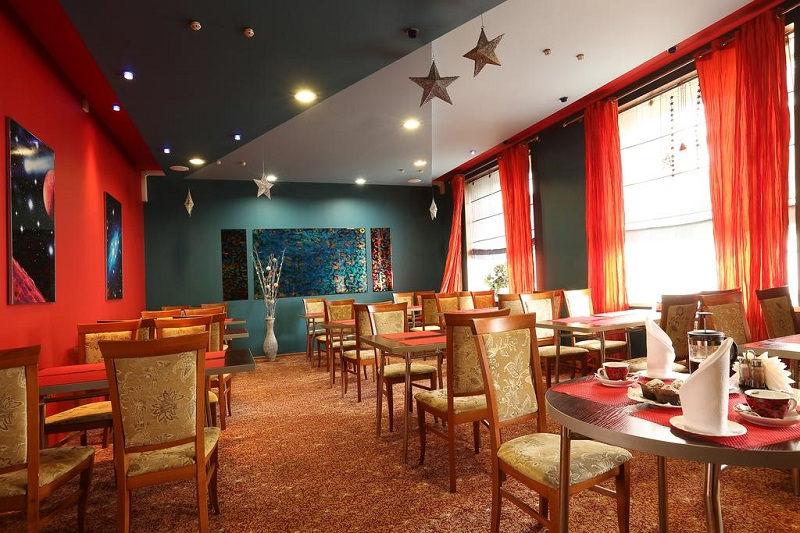 درباره هتل اسپوتنیک مینسک بلاروس Sputnik Hotel Minsk