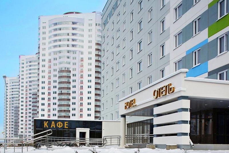 هتل اسپورت تایم مینسک بلاروس Sport Time Hotel Minsk